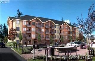 Photo 1: 103 825 Goldstream Ave in VICTORIA: La Langford Proper Condo for sale (Langford)  : MLS®# 808915