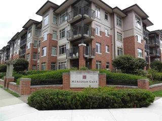 """Photo 2: 105 9299 TOMICKI Avenue in Richmond: West Cambie Condo for sale in """"MERIDIAN GATE"""" : MLS®# R2341137"""