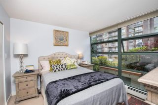 """Photo 10: 213 1688 ROBSON Street in Vancouver: West End VW Condo for sale in """"Pacific Robson Palais"""" (Vancouver West)  : MLS®# R2590281"""