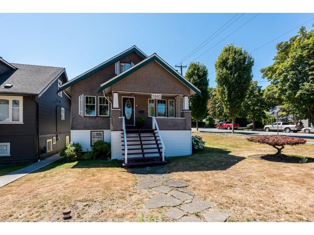 Main Photo: 2802 MCGILL STREET in Vancouver: Hastings Sunrise House for sale (Vancouver East)  : MLS®# R2602409