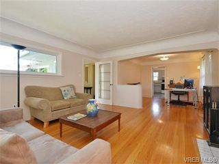 Photo 5: 1887 Forrester St in VICTORIA: SE Camosun House for sale (Saanich East)  : MLS®# 735465
