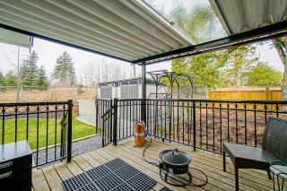 Photo 31: 9239 STAVE LAKE Street in Mission: Mission BC House for sale : MLS®# R2544164