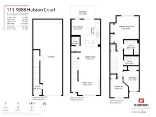 """Photo 21: 111 9088 HALSTON Court in Burnaby: Government Road Townhouse for sale in """"Terramor"""" (Burnaby North)  : MLS®# R2612187"""