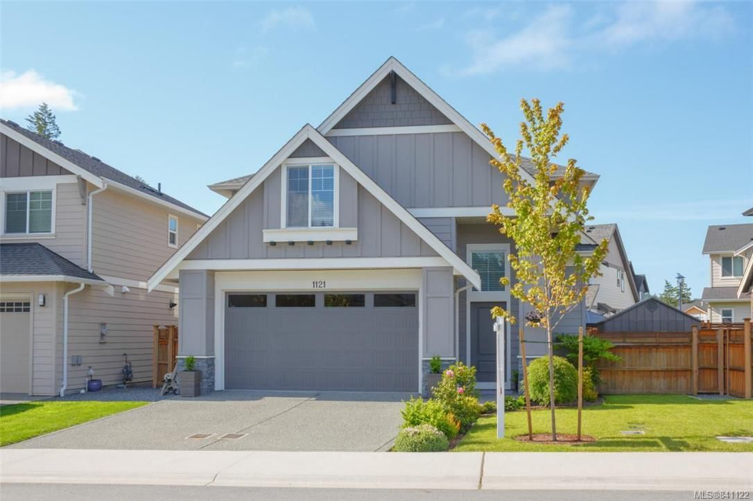 Main Photo: 1121 Smokehouse Cres in Langford: La Happy Valley House for sale : MLS®# 841122