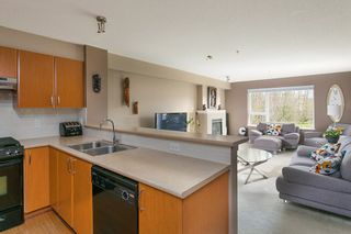 """Photo 2: 314 4723 DAWSON Street in Burnaby: Brentwood Park Condo for sale in """"COLLAGE BY POLYGON"""" (Burnaby North)  : MLS®# R2149992"""