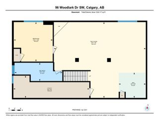 Photo 43: 96 Woodlark Drive SW in Calgary: Wildwood Detached for sale : MLS®# A1091824