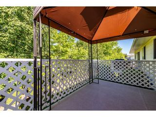 """Photo 24: 34 31255 UPPER MACLURE Road in Abbotsford: Abbotsford West Townhouse for sale in """"Country Lane Estates"""" : MLS®# R2595353"""