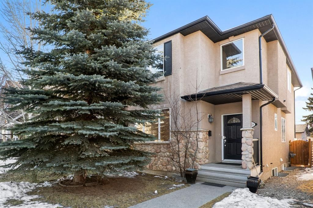Main Photo: 429 19 Avenue NE in Calgary: Winston Heights/Mountview Semi Detached for sale : MLS®# A1063188