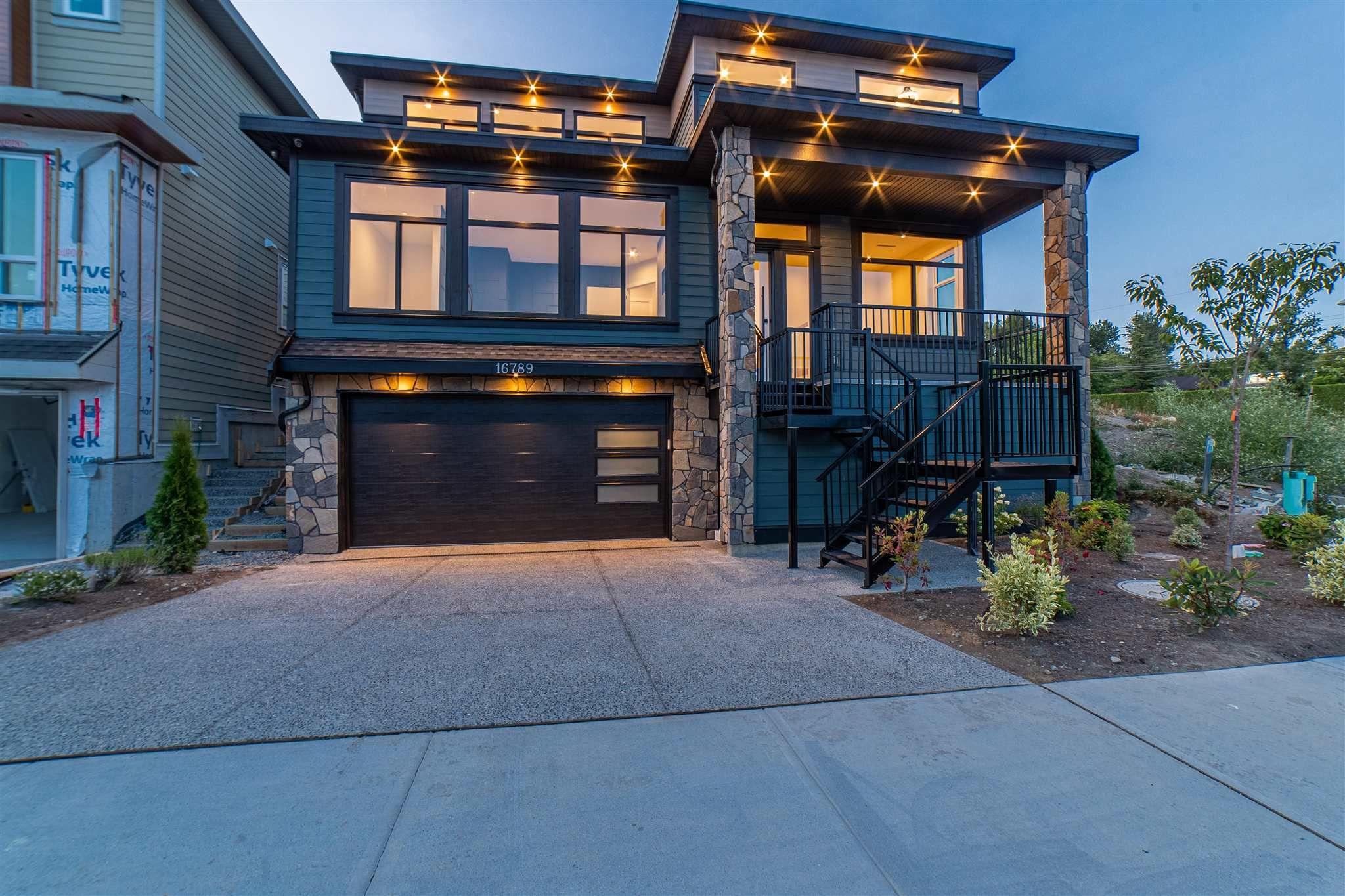 Main Photo: 16789 18A Avenue in Surrey: Pacific Douglas House for sale (South Surrey White Rock)  : MLS®# R2617287
