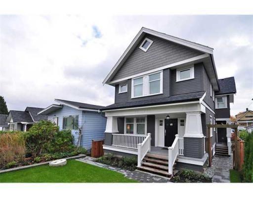 Photo 1: Photos: 1370 E 13TH AV in Vancouver: Condo for sale : MLS®# V856912