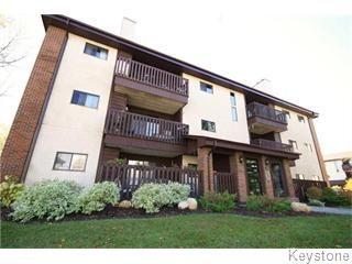 Main Photo: 320 36 Novavista Drive in Winnipeg: Meadowood Residential for sale (St. Vital)  : MLS®# 1527811