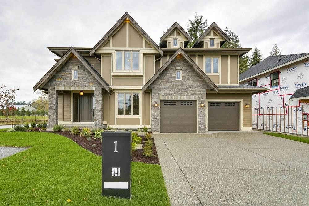 """Main Photo: 1 24453 60 Avenue in Langley: Salmon River House for sale in """"Hyde Canyon"""" : MLS®# R2230767"""