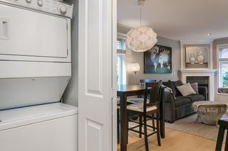 """Photo 10: 106 2588 ALDER Street in Vancouver: Fairview VW Condo for sale in """"BOLLERT PLACE"""" (Vancouver West)  : MLS®# R2014065"""