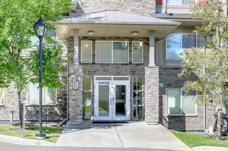 Photo 2: 208 22 Panatella Road NW in Calgary: Panorama Hills Apartment for sale : MLS®# A1134044