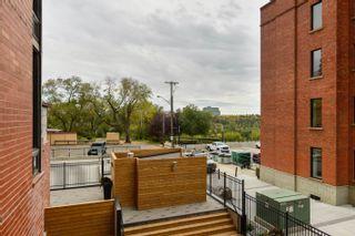 Photo 17: 206 11503 100 Avenue in Edmonton: Zone 12 Condo for sale : MLS®# E4264289