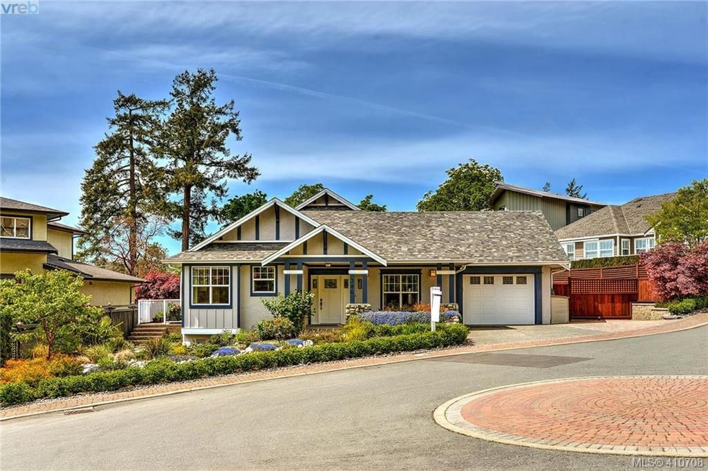 Main Photo: 306 Palmer Stat in VICTORIA: VR View Royal House for sale (View Royal)  : MLS®# 814181