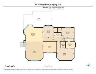 Photo 48: 47 East Ridge Boulevard in Rural Rocky View County: Rural Rocky View MD Detached for sale : MLS®# A1142575