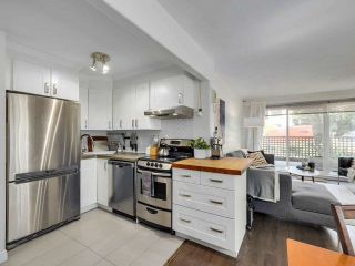 """Photo 10: 4 2223 PRINCE EDWARD Street in Vancouver: Mount Pleasant VE Condo for sale in """"Valko Gardens"""" (Vancouver East)  : MLS®# R2581429"""