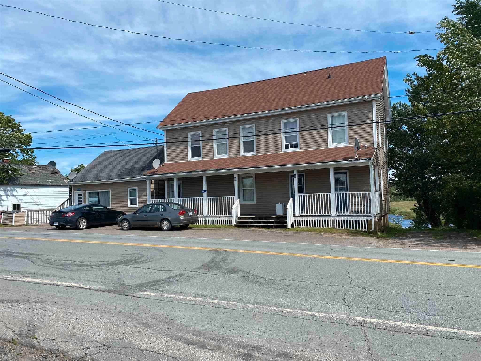 Main Photo: 7830 357 Highway in Middle Musquodoboit: 35-Halifax County East Multi-Family for sale (Halifax-Dartmouth)  : MLS®# 202118230