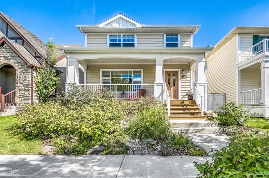 Main Photo: 5544 Forand Street SW in Calgary: Garrison Green Detached for sale : MLS®# A1145928