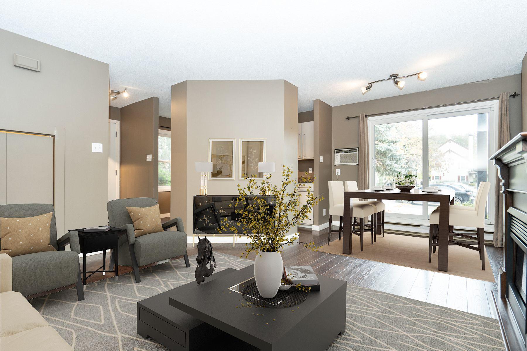 Main Photo: 4 610 Kenaston Boulevard in Winnipeg: River Heights South House for sale (1D)  : MLS®# 1827290