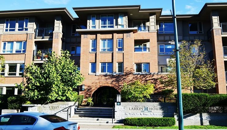 Main Photo: 213 3097 Lincoln Avenue in Coquitlam: New Horizons Condo for sale : MLS®# R2111753