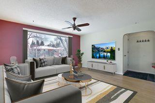 Photo 3: 3707 42 Street SW in Calgary: Glenbrook Semi Detached for sale : MLS®# A1085928