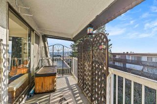 """Photo 24: 418 371 ELLESMERE Avenue in Burnaby: Capitol Hill BN Condo for sale in """"Westcliff Arms"""" (Burnaby North)  : MLS®# R2549918"""