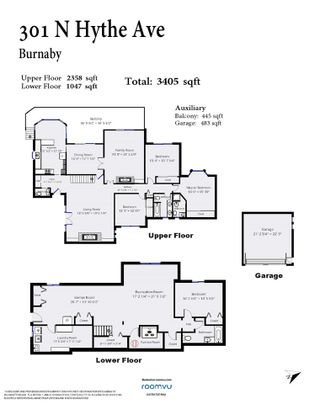 """Photo 17: 301 N HYTHE Avenue in Burnaby: Capitol Hill BN House for sale in """"CAPITOL HILL"""" (Burnaby North)  : MLS®# R2531896"""