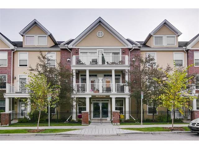 Main Photo: 3650 MARDA LI SW in Calgary: Garrison Woods Condo for sale