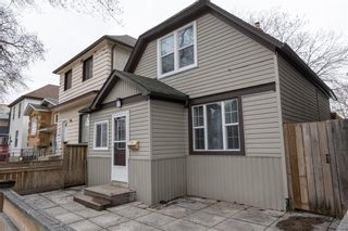 Photo 1: 509 Victor Street in Winnipeg: West End Residential for sale (5A)  : MLS®# 202123063