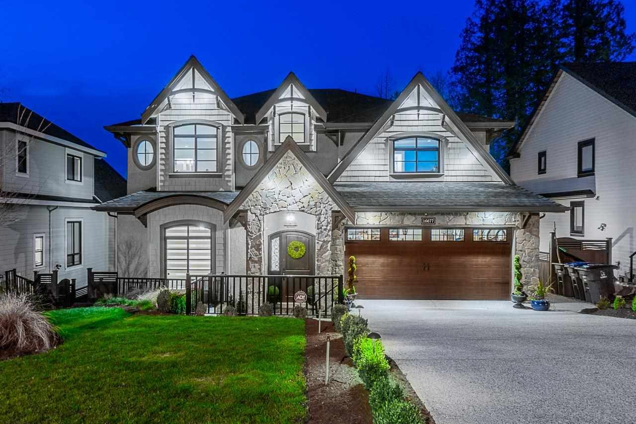 """Main Photo: 16677 30A Avenue in Surrey: Grandview Surrey House for sale in """"April Creek"""" (South Surrey White Rock)  : MLS®# R2582401"""