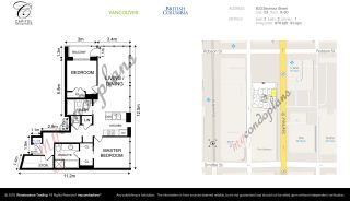 """Photo 18: 2003 833 SEYMOUR Street in Vancouver: Downtown VW Condo for sale in """"CAPITAL RESIDENCES"""" (Vancouver West)  : MLS®# R2087892"""
