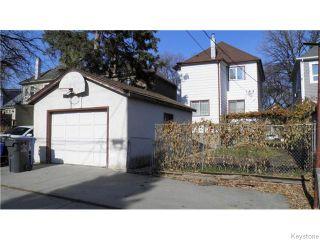 Photo 19: 286 Horace Street in WINNIPEG: St Boniface Residential for sale (South East Winnipeg)  : MLS®# 1528859