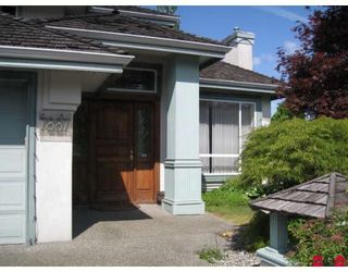 Photo 2: 7887 155TH Street in Surrey: Fleetwood Tynehead House for sale : MLS®# F2911674