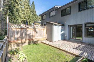 """Photo 15: 853 BLACKSTOCK Road in Port Moody: North Shore Pt Moody Townhouse for sale in """"WOODSIDE VILLAGE"""" : MLS®# R2447031"""