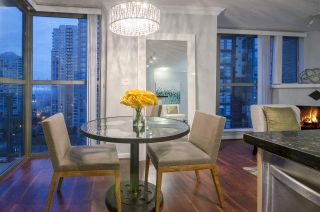 """Photo 9: 1203 928 RICHARDS Street in Vancouver: Yaletown Condo for sale in """"The Savoy"""" (Vancouver West)  : MLS®# R2123368"""