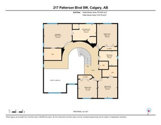 Photo 43: 217 Patterson Boulevard SW in Calgary: Patterson Detached for sale : MLS®# A1091071