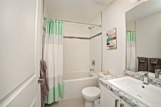"""Photo 15: 202 32789 BURTON Avenue in Mission: Mission BC Townhouse for sale in """"SILVER CREEK TOWNHOMES"""" : MLS®# R2261598"""