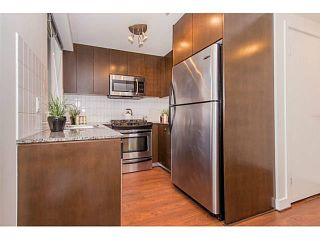 """Photo 5: 504 1030 W BROADWAY in Vancouver: Fairview VW Condo for sale in """"La Columba"""" (Vancouver West)  : MLS®# V1115311"""