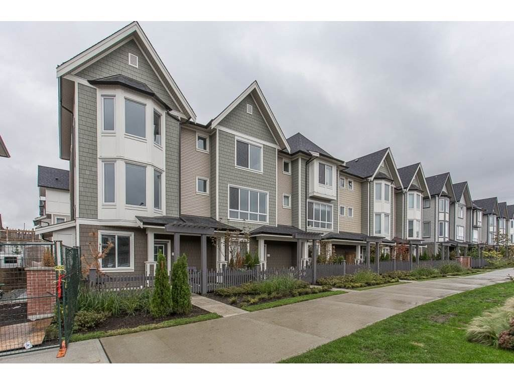 """Main Photo: 112 8138 204 Street in Langley: Willoughby Heights Townhouse for sale in """"Ashbury and Oak"""" : MLS®# R2213113"""
