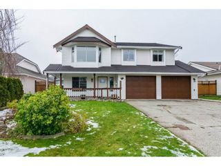 """Main Photo: 6091 187 Street in Surrey: Cloverdale BC House for sale in """"Eagle Crest"""" (Cloverdale)  : MLS®# R2229624"""