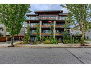 """Photo 2: 206 1661 E 2ND Avenue in Vancouver: Grandview VE Condo for sale in """"2ND & COMMERCIAL"""" (Vancouver East)  : MLS®# V1136892"""
