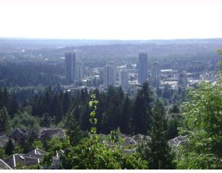 """Photo 1: 31 2979 PANORAMA Drive in Coquitlam: Westwood Plateau Townhouse for sale in """"DEER CREST ESTATES"""" : MLS®# V787615"""