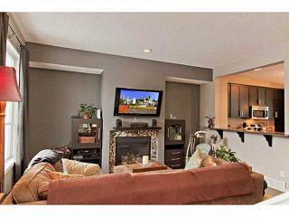 Photo 3: 184 CHAPALINA Square SE in CALGARY: Chaparral Townhouse for sale (Calgary)  : MLS®# C3597685