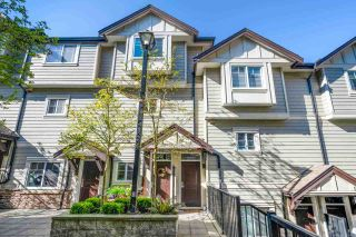 """Photo 1: 225 3888 NORFOLK Street in Burnaby: Central BN Townhouse for sale in """"PARKSIDE GREENE"""" (Burnaby North)  : MLS®# R2575383"""