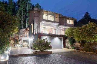 Main Photo: 4625 PORT VIEW Place in West Vancouver: Cypress Park Estates House for sale : MLS®# R2531789