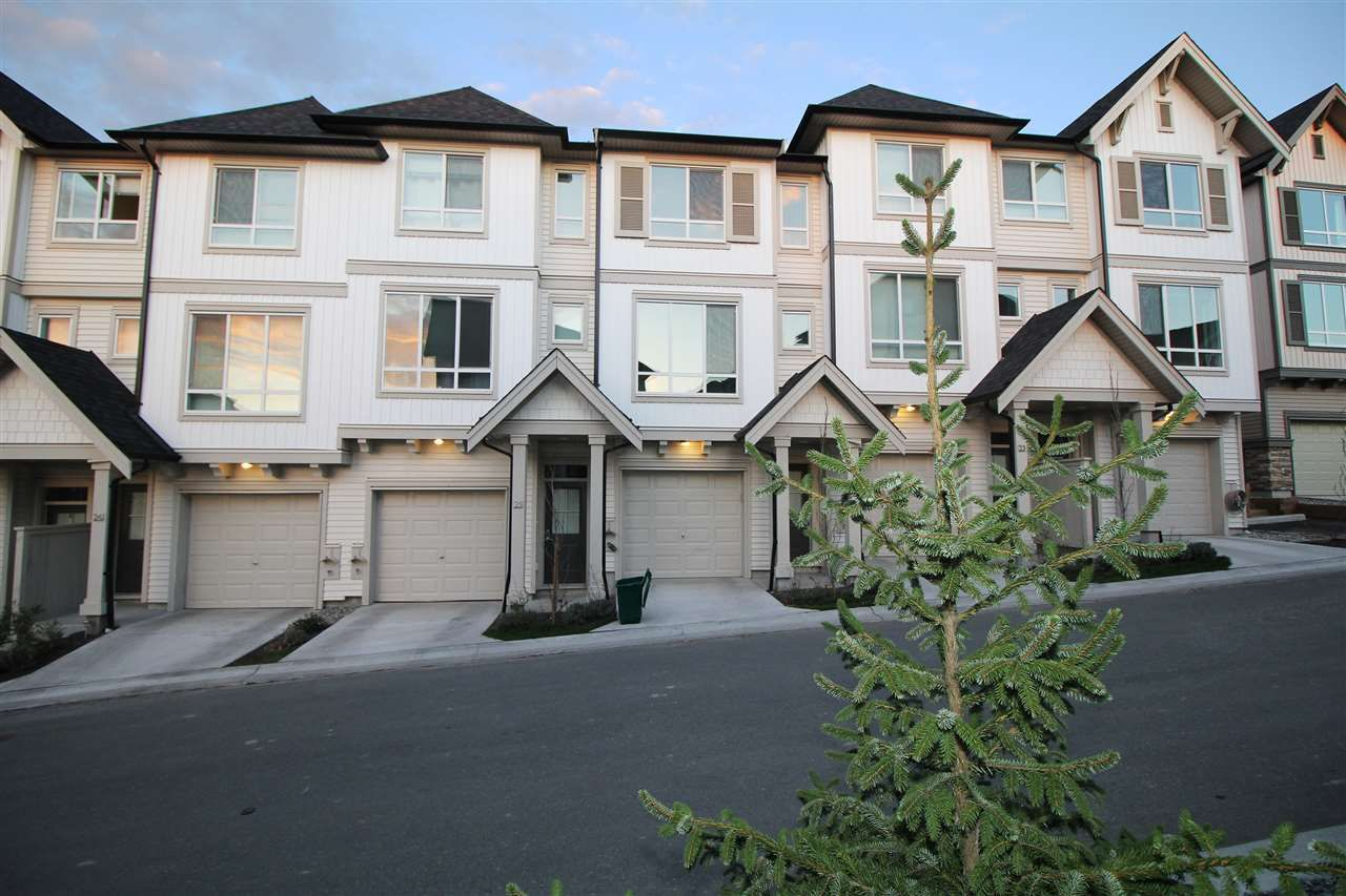 """Main Photo: 23 30930 WESTRIDGE Place in Abbotsford: Abbotsford West Townhouse for sale in """"BRISTOL HEIGHTS"""" : MLS®# R2508727"""