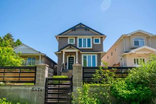 Photo 2: 5474 DUNDEE Street in Vancouver: Collingwood VE 1/2 Duplex for sale (Vancouver East)  : MLS®# R2587238