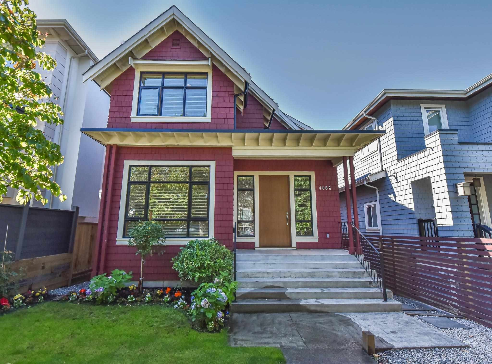 Main Photo: 4084 W 18TH Avenue in Vancouver: Dunbar House for sale (Vancouver West)  : MLS®# R2604937